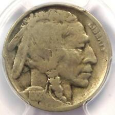 1918/7-D Buffalo Nickel 5C - PCGS VG Details - Rare Overdate Variety Coin!
