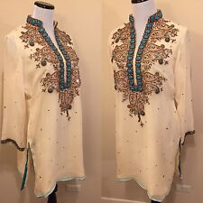 Pakistani/Indian Salwar Kameez/kurti/sari/not sana safinaz/asim jofa Party Wear