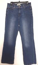 Levi's 512 Jeans Womens 12? Perfectly Slimming Bootcut Super Soft Super Stretchy