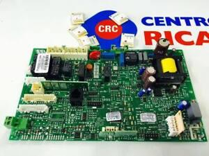 SCHEDA PRINCIPALE RICAMBIO CALDAIE ORIGINALE ARISTON CODICE: CRC65109138-03