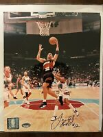 Jason Kidd Signed Suns 8x10 Photo (Schwartz COA)