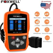 Automotive Car OBD2 Code Reader Scanner Check Fault Engine Light Diagnostic Tool