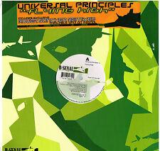 "UNIVERSAL PRINCIPLES Flying High 12"" VINYL R-Senal US RSNL011 ROGER SANCHEZ RMX"