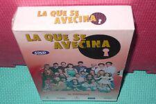 LA QUE SE AVECINA - 3 TEMPORADA - NUEVA - dvd