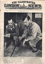 1943 London News May 29 - Wingate in Burma; WAAF; Cramer captured; 267,000 POWs