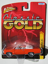 JOHNNY LIGHTNING FOREVER 64 R27 1969 CHEVY IMPALA SS CONVERTIBLE rr