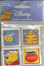 Disney Stickers - Winnie The Pooh Squares #25