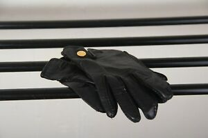 Tom Ford Women Leather Gloves sz 6.5 002092