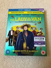 The Lady In The Van Blu-Ray Disk