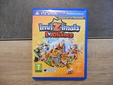 Jeu sony PSVITA : INVIZIMALS – L'alliance