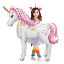 Magical Unicorn Airwalker Foil Balloon Full Body - Party Birthday Decoration 46