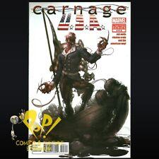 CARNAGE USA #3 (2011) AGENT VENOM 1st Print HIGH GRADE Raw Unpressed MARVEL Hot!