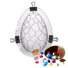 Craft Fondant Cake Cute Easter Egg Shape Mold Dinosaur 3D Chocolate Mould