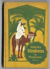 Reise in den Orient Ägypten Syrien Palästina Irak Völkerkunde Geschichte 1924