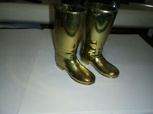 Brass Boots Drinks Measures