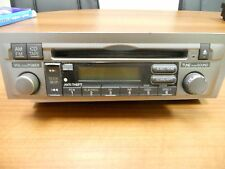 Honda Civic 2001-2005 CD Radio Indash Player PN 39101-S5B-A210-M1 Accord MF624AF