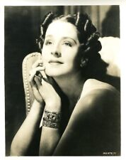 "Norma Shearer by George Hurrell 1936 Original 8x10"" Photo #M9431"