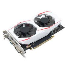 GTX750TI 2GB GDDR5 192bit VGA DVI HDMI Graphics Card Fan For NVIDIA GeForce NEW