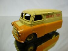 DINKY TOYS 482 BEDFORD 10CWT  - TWO TONE YELLOW 1:43 - GOOD CONDITION
