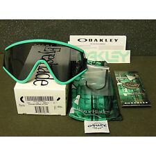 New Oakley Eyeshade Sunglasses Seafoam/Grey Retro Heritage Collection green bike