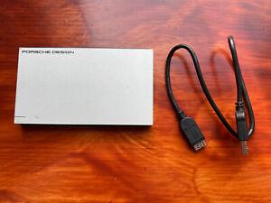 LaCie Porsche Design externe Festplatte, 2TB