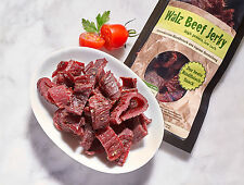 Beef Jerky/Biltong  500gr, 0,5 kg Rind Pastrami Style geschnitten