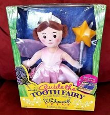 Kim Kost The Windowsill Tooth Fairy Lighting The Way Storybook & Plush Doll