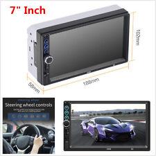 7inch HD 2 DIN Car MP5 Player Bluetooth FM Stereo Audio Radio Multimedia Player