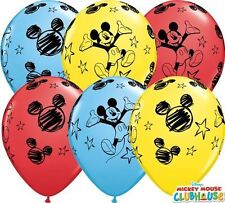 "25 x 11"" Round Mickey mouse Latex balloons"
