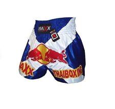 Maxx Muay Thai Fight Shorts MMA Grappling Kick Boxing Trunks Martial Arts UFC SH