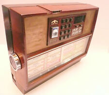 SEEBURG  WALL BOX model DEC 225B  w/ orig key - COMPLETE  / untested / CLEAN