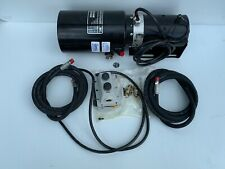 Concentric Snow Plow Hydraulic Power Unit 12V DC Monarch 44486-01 Remanufactured