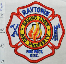 MISSOURI, RAYTOWN FIRE PROTECTION DISTRICT PATCH