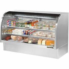 True Tcgg 72 S Ld 72 Refrigerated Deli Display Case