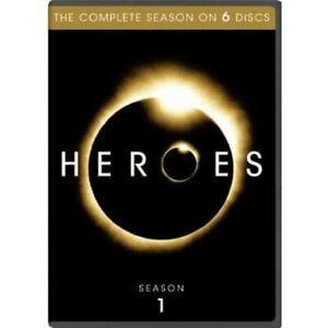 Heroes: Season 1 On DVD With Masi Oka Very Good E16