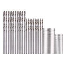 40Pcs Durable HSS High Speed Steel Mini Twist Drill Bits Repair Tool Set 0.5-2mm