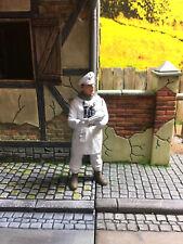 Deutsche Figur (TF-C1) unbemalt 1:16