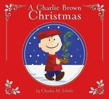 Peanuts: A Charlie Brown Christmas : Deluxe Edition by Charles M. Schulz (2017,