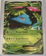 Pokemon Venusaur Ex Promo XY28 Half Art Holo Mint