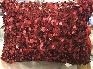 "Martha Stewart Collection Shining Decorative Pillow 14""x10"" - Holiday Decor"