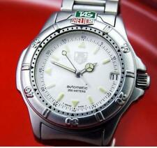TAG Heuer Mechanical (Automatic) Polished Watches