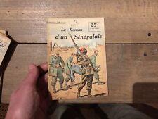 Collection Patrie : le roman d un senegalais