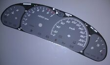VT VX SS Holden Commodore Police Grey Dial Dash Fascia also suits VU Ute & HSV