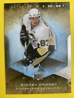 2008-09 Upper Deck Ovation #187 Sidney Crosby Pittsburgh Penguins