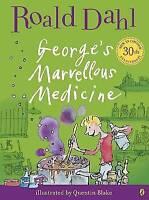 George's Marvellous Medicine (Colour Edn), Dahl, Roald , Good, FAST Delivery