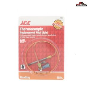 "18"" Thermocouple Heating Gas Pilot Light ~ New"