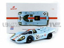 1 18 Spark Porsche 917k #21 24h le Mans Rodriguez/kinnunen 1970 Gulf