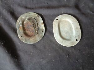 1961-1970 Chevrolet Bel Air Biscayne Impala SS Floor Trunk Pan Drain Plugs
