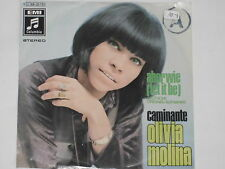 "Olivia Molina-ma come (Let It Be) - 7"" 45 BEATLES COVER"