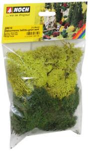 HO Scale Scenery - 08610 - Lichen Green Mix
